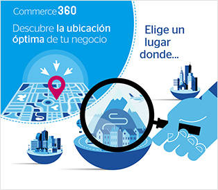 Infografia Commerce