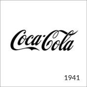 Coca Cola 1941