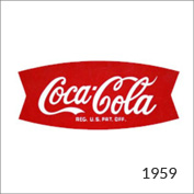 Cola Cola 1959