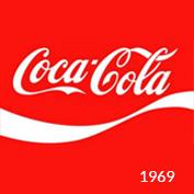 Coca Cola 1969
