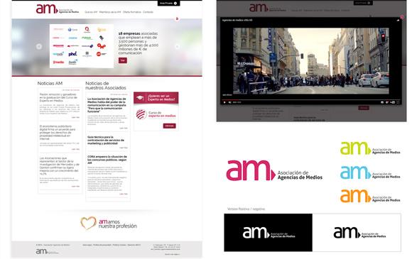 Web Corporativa AM