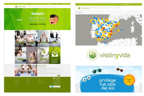 Web VIsion y Vida